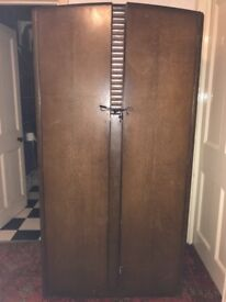 Antique closet free for collection. Needs to be gone, be a shame for it turned into firewood.