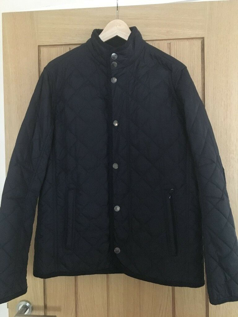 John Lewis Mens Quilted Jacket In Welwyn Garden City
