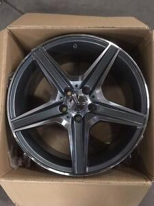 "(New Arrival) Brand New ON SALE Staggered Mercedes 18"" Gunmetal City of Toronto Toronto (GTA) Preview"