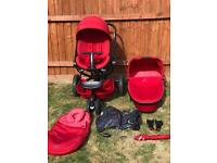 Full Quinny Moodd Travel System - great condition!