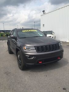 2018 Jeep Grand Cherokee Trailhawk DELUXE EDITION, FULL LOAD