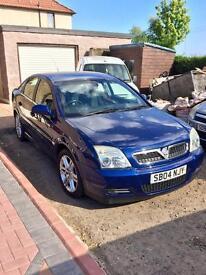 Vauxhall vectra SRI 2.2 petrol