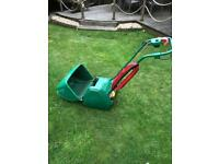 Qualcast Classic Electric 30 Cylinder mowers
