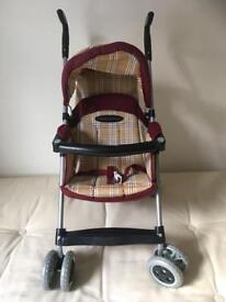 Mamas and Papas toy doll pram pushchair. Like New. £15