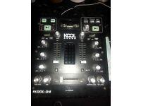 KOOL SOUND ikool-04 DJ Mixer