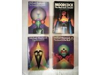 Michael Moorcock Runestaff collection of books