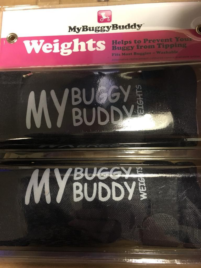 My Buggy Buddy pram / buggy weights