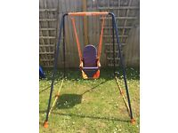 Hedstrom olding toddler swing