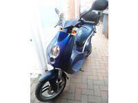 Peugeot ludix moped