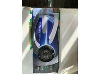 EVGA E-GeForce 8800 GT 512MB DDR3 / 512-P3-N801-AR / PCI-E Video Graphics Card.