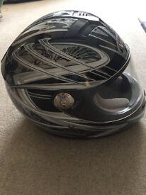 Viper kids large helmet