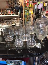 All different vases