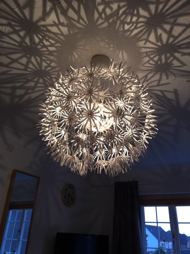 Ikea Maskros Pendant Light 55cm In Broadstone Dorset