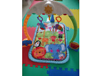 FISHER PRICE PLAY MAT very good condition!!!!!!
