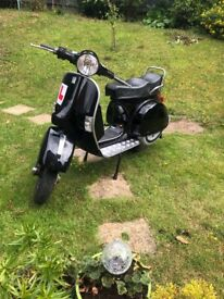 PIAGGIO VESPA GT 125 GREEN 2004 GT125 | in Norwich, Norfolk