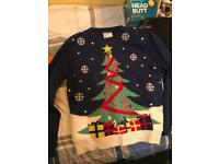 Christmas jumper - xl