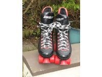 Roller boots (quads)