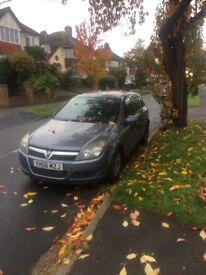 Vauxhall Astra engine misfiring