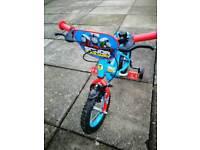 Thomas bike