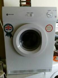 White Knight Tumble Dryer 7 kg can deliver if needed