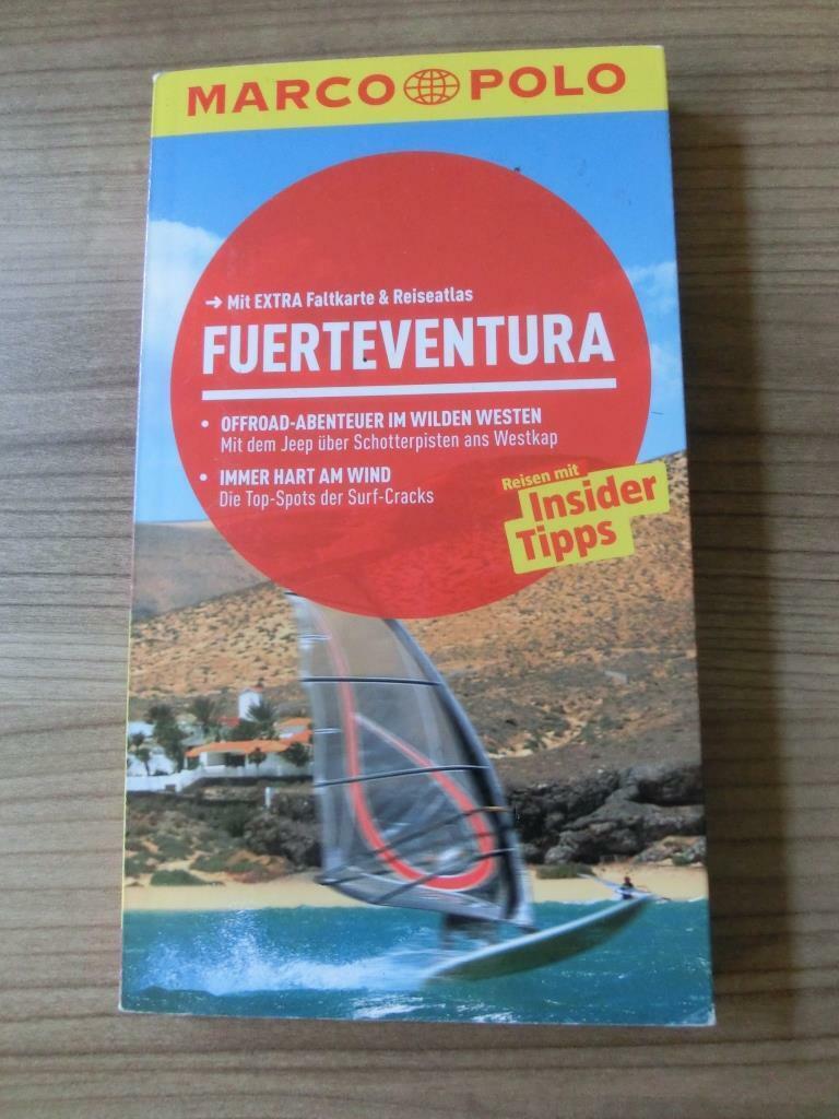 Fuerteventura - Reiseführer Marco Polo