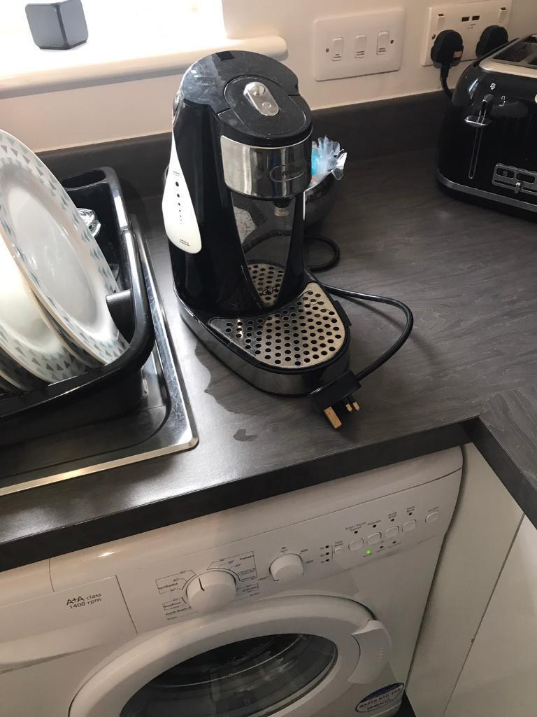 breville one cup kettle in chellaston derbyshire gumtree. Black Bedroom Furniture Sets. Home Design Ideas