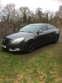 Vauxhall insignia , low mileage , lovely car!