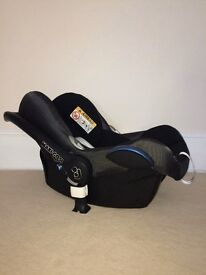 Maxi-Cosi (from 0+) - Black (Great condition)