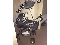 Babystyle Lux Pram Collection - Pram & Carseat