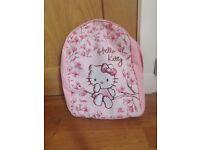 Child's Hello Kitty Bag