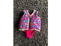 Speedo Seasquad toddler aged 2-3 swimming jacket