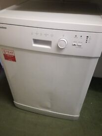 graded blomberg dish washer