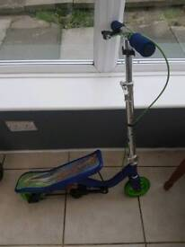 Boys space scooter