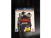 Django Unchained Blu-ray - written and directed by Quentin Tarantino