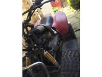 Yammah 50cc quad swaps and offers