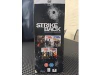Complete series of strike back DVDs