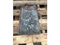 Reclaimed Concrete Pan Tile