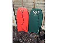Surf wave board