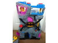 Fisher Price Imaginex Batcave.