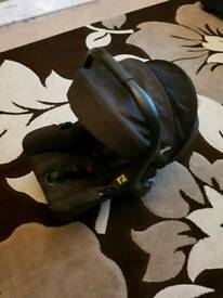 Joie baby car seat 0+ - 6m