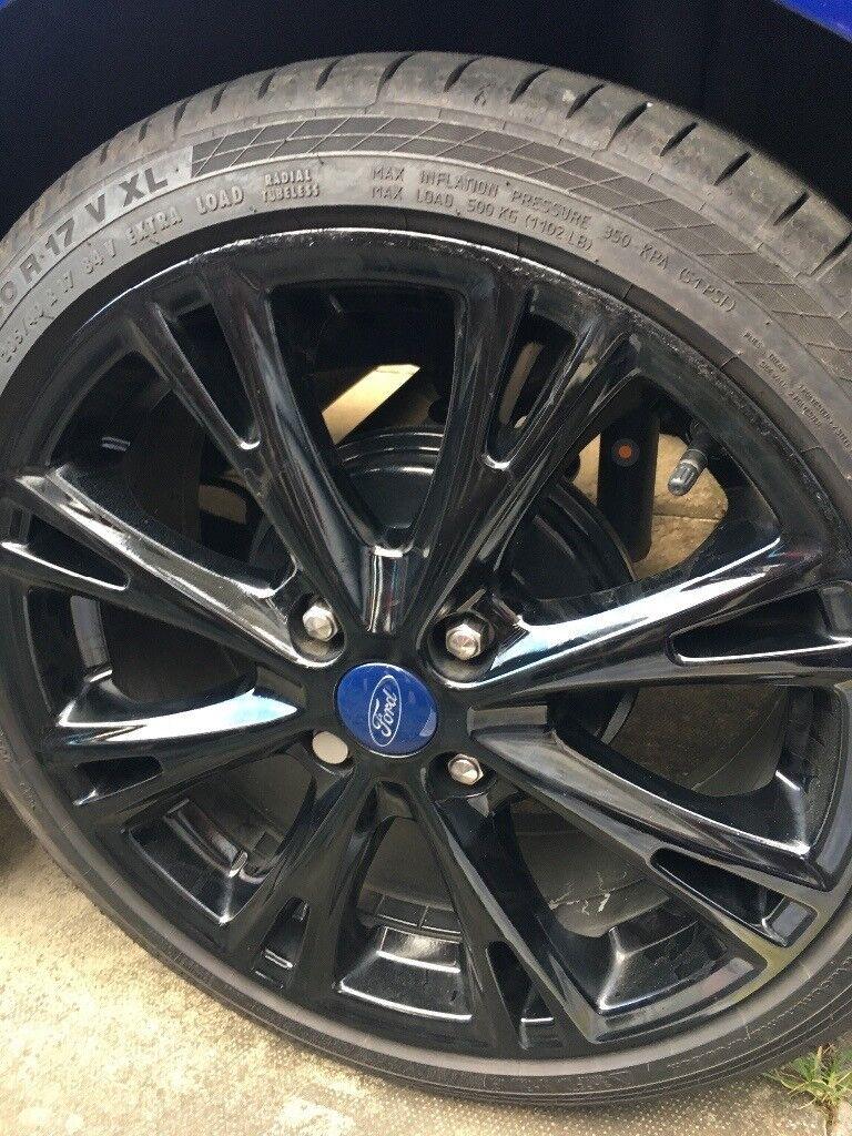 Ford alloys & tyres