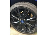 Ford alloys & tyres