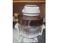 Brand new hallagon cooker/air fryer