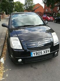 Citreon C2 VTS - 3 door - 1.6 Petrol - £600