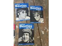 The Beatles monthly
