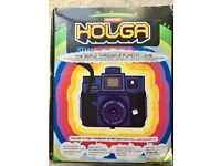 Lomography Holga vintage film camera in original box