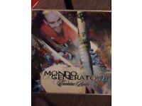 Mondo Generator -Cocaine Rodeo (White Vinyl)