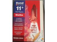 11+ grammar school bond test papers for all 4 subjects