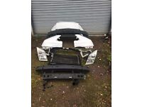 FORD TRANSIT MK6 MK7 FULL FRONT END CONVERSION KIT IN WHITE