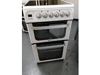 Hotpoint Ultima Electric Cooker (50cm) (6 Month Warranty)